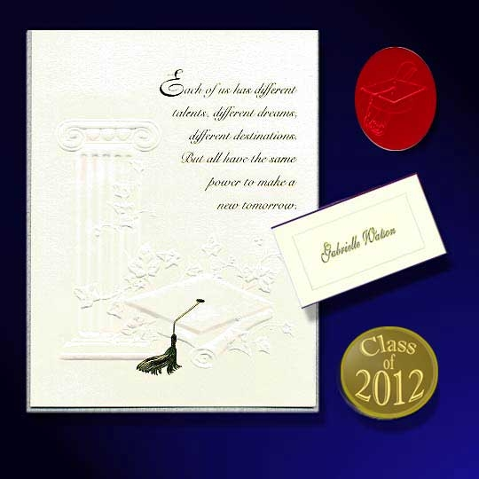 Traditional%20Embossed%20Invitations%20or%20Announcements%20for%20Graduation%20Item%20CE83043A870