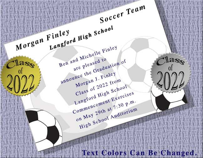 Graduation%20Invitations%20with%20Soccer%20Ball%20Item%20GRFBSOC114